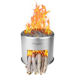 wood camping stove