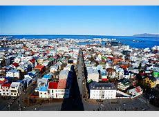 The Hallgrimskirkja and Amazing views over Reykjavik