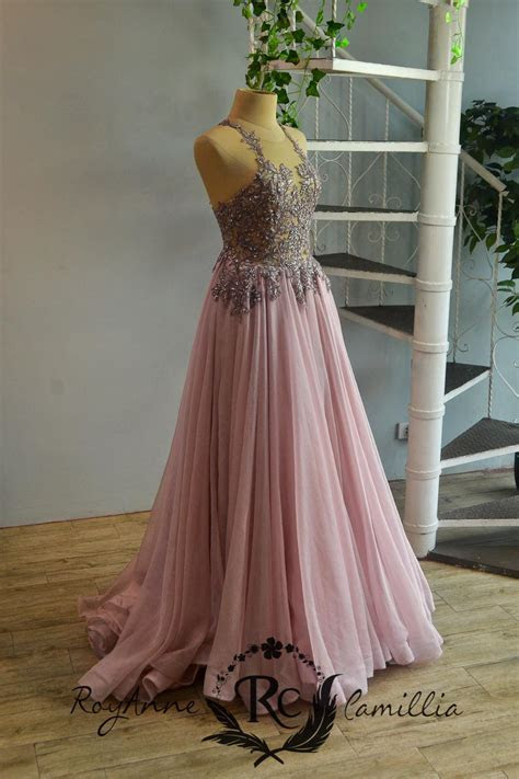"Pink rental gown ""Nametha"" by RoyAnne Camillia   Best"