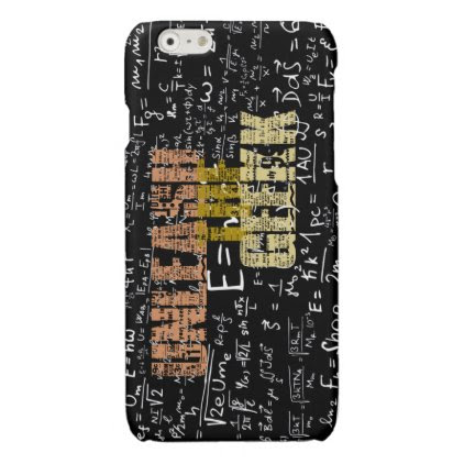 Unleash the Geek Phonecase Glossy iPhone 6 Case