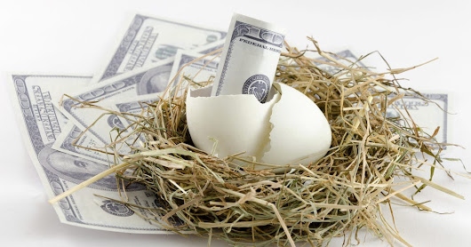 Financing a business with your retirement nest egg