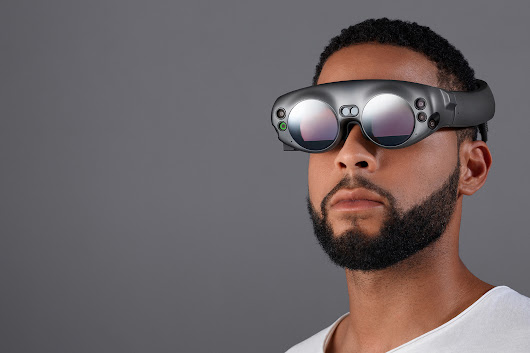 Magic Leap's launching mixed reality headset in the summer
