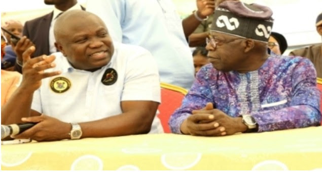 See What Nigerians Are Saying About Tinubu After Ambode's Press Conference