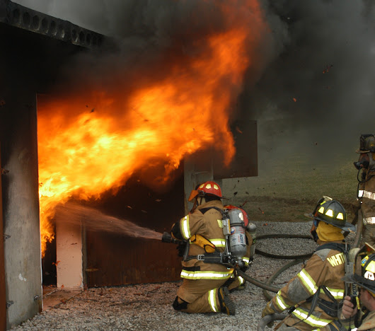Information on Master's Degree Programs in Fire Technology