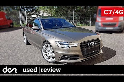 2011 Audi A6 Supercharged Problems