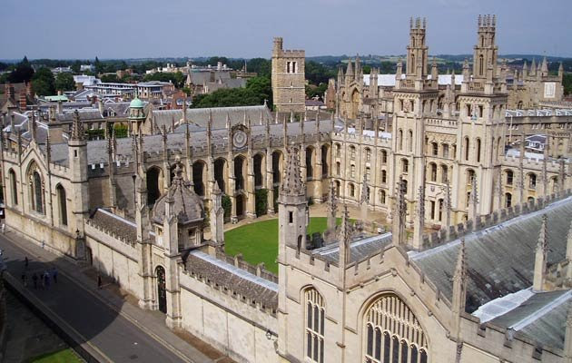 World's Top 20 Universities