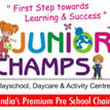Junior Champs Play School |India's Premium Preschool & Daycare Chain