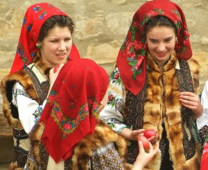 paste in Bucovina