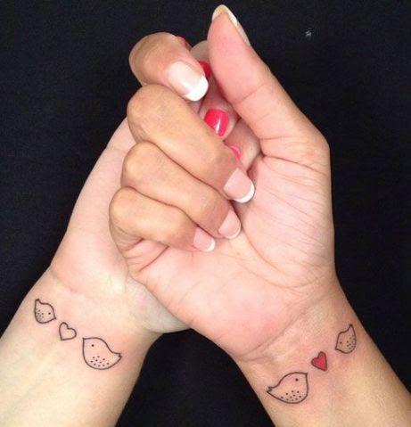 tatuagem para mãe e filha 16