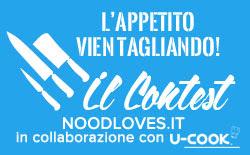 """Contest """"L'Appetito vien Tagliando"""" su Noodloves.it"""