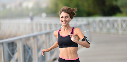 How to improve your running? Smiling boosts efficiency, researchers find