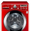 LG WM2650RA WM2650RA Front Load Washer