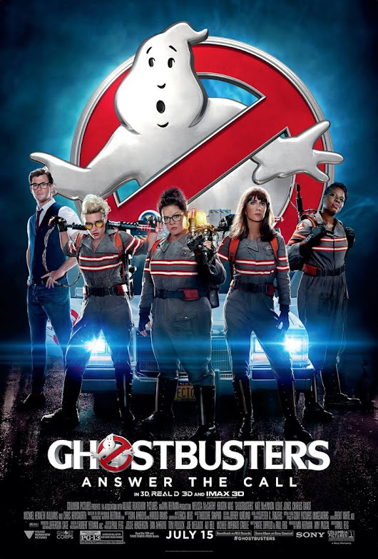Ghostbusters (2016) - HD 1080p