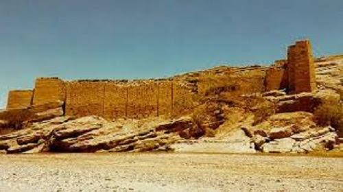 آثار سد مأرب