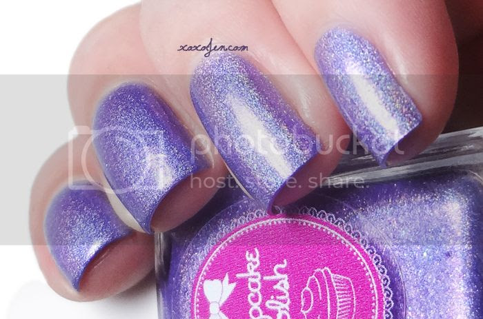 xoxoJen's swatch of Cupcake Polish Versailles