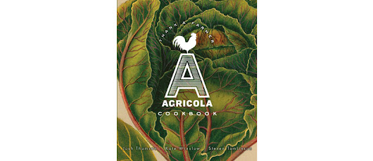 Agricola Giveaway