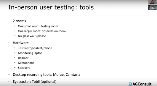How to optimize your site with user testing