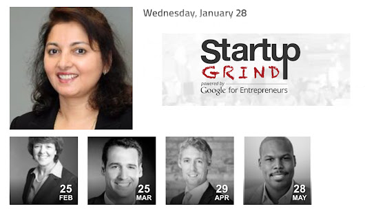 Startup Grind Upcoming Events