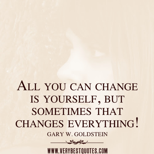 Quotes About Looking For Change 51 Quotes