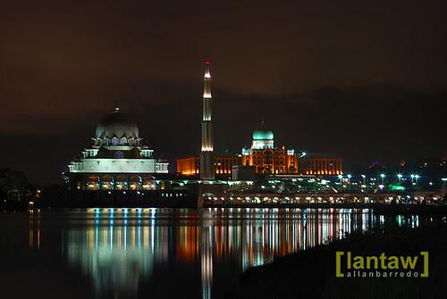 Masjid Putra and Perdana Putra