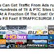 Submit To 400 TEs : Guaranteed Web Traffic: ETRAFFICSURGE, guaranteed website visitors
