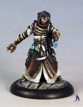 Human Priest of Cyrris/Arcanist