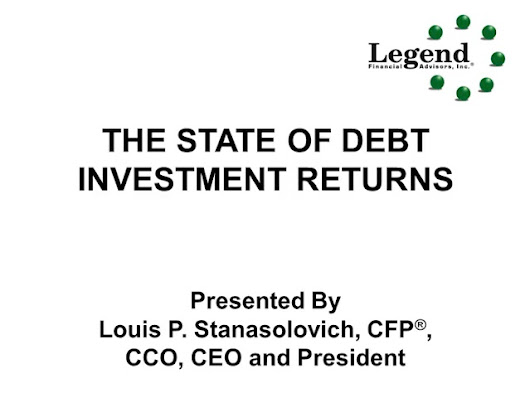 The State Of Debt Investment Returns