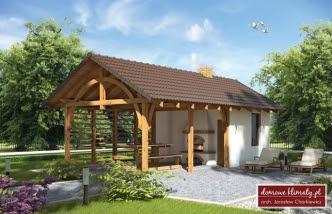 Projekty Altan Drewnianych I Murowanych 2016 2017 Dobry Dom Cena
