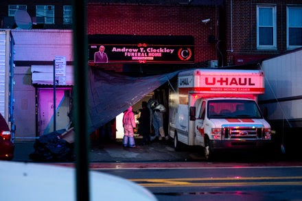 TREND ESSENCE:Dozens of Decomposing Bodies Found in Trucks at Brooklyn Funeral Home