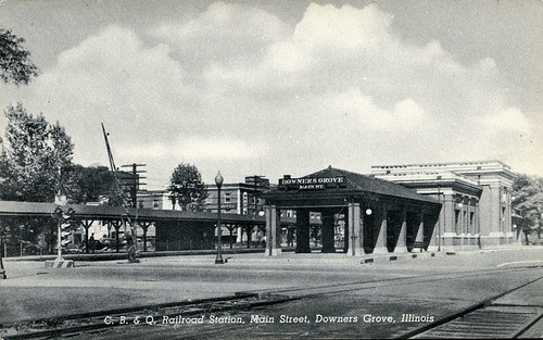 Downers Grove Depot