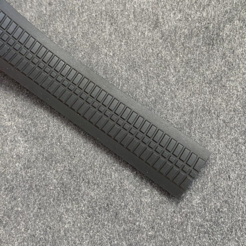 Patek Philippe Aquanaut Black Rubber Strap