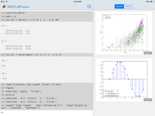 MATLAB Mobile - Overview - MathWorks India