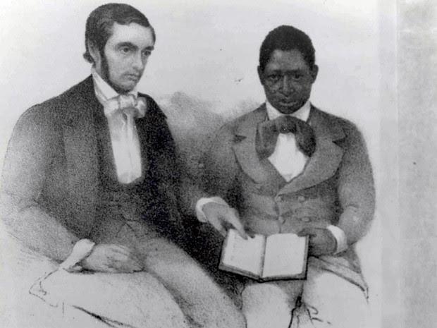 Em sua autobiografia, Baquaqua revela como era ser escravo no Brasil (Foto: Reprodução)