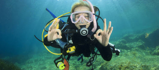 Scuba Diving Panic: How to Keep Cool on Your Dive