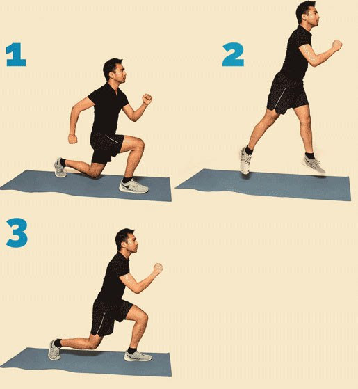 12 упражнений для идеального тела. И больше не придется платить за тренажерный зал!