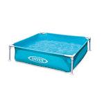 Intex Mini Frame Pool Blue