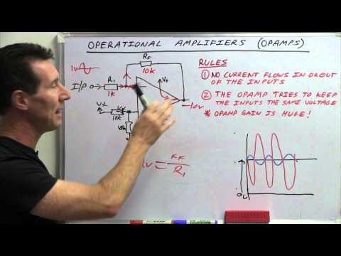 Operational Amplifier (OPAMP)