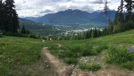 Ascent Trail on Blackcomb | Vancouver Trails