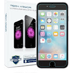 Tech Armor Ballistic Glass Screen Protector for iPhone 6/6s 4.7-inch