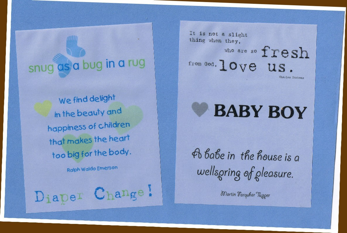 Baby Boy Quote For Baby Shower Invitation Quotespicturescom