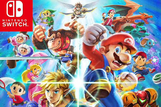 Europe: Super Smash Bros Ultimate Is Fastest Selling Nintendo Console Game Ever | My Nintendo News