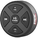 MTX MUDBTRC Universal Boat Motorcycle Bluetooth Audio Receiver & Remote Control by VM Express