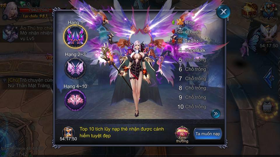 hướng dẫn cài đặt game Heroes of Dawn bản apk