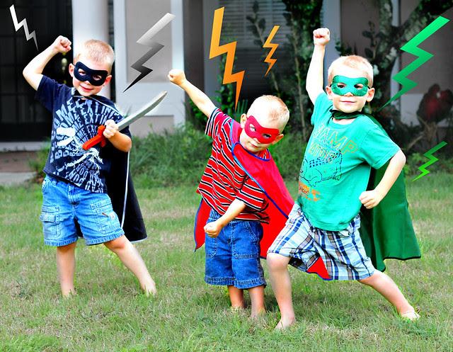 cutter super heroes 2