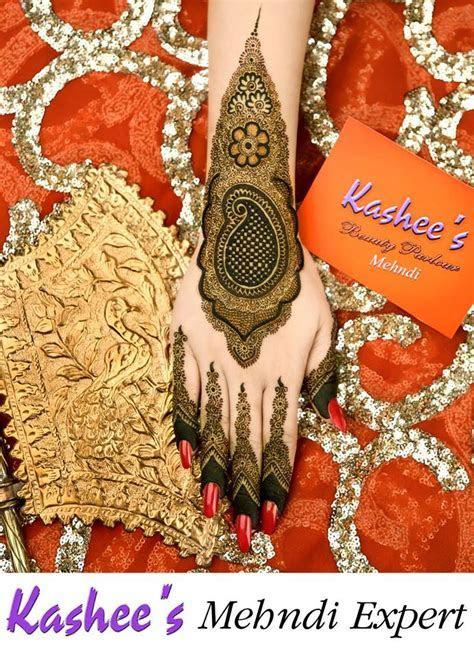 Kashee's Artist Chaand Raat Eid MehandI Designs