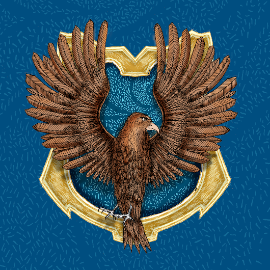 Pottermore - Hogwarts houses: Ravenclaw