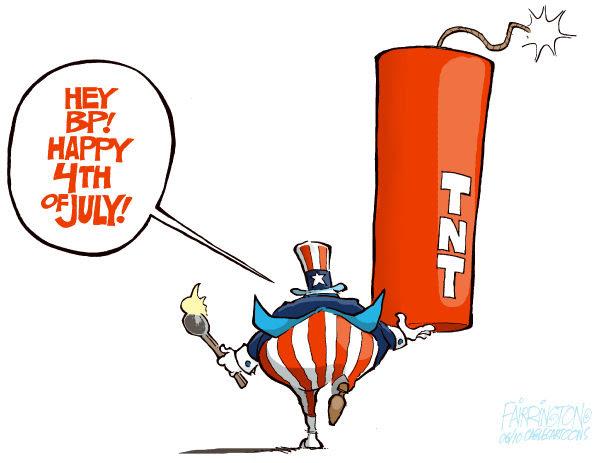 Cartoon by Brian Fairrington
