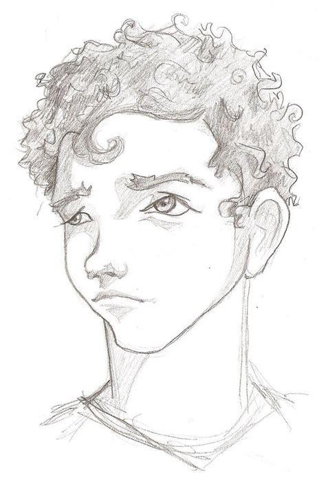 curly head boy  madizrdeviantartcom  atdeviantart