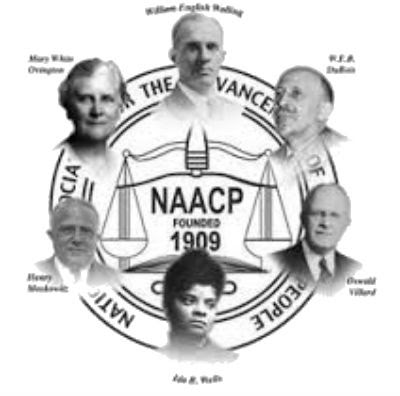 Round NAACP Founders Modified