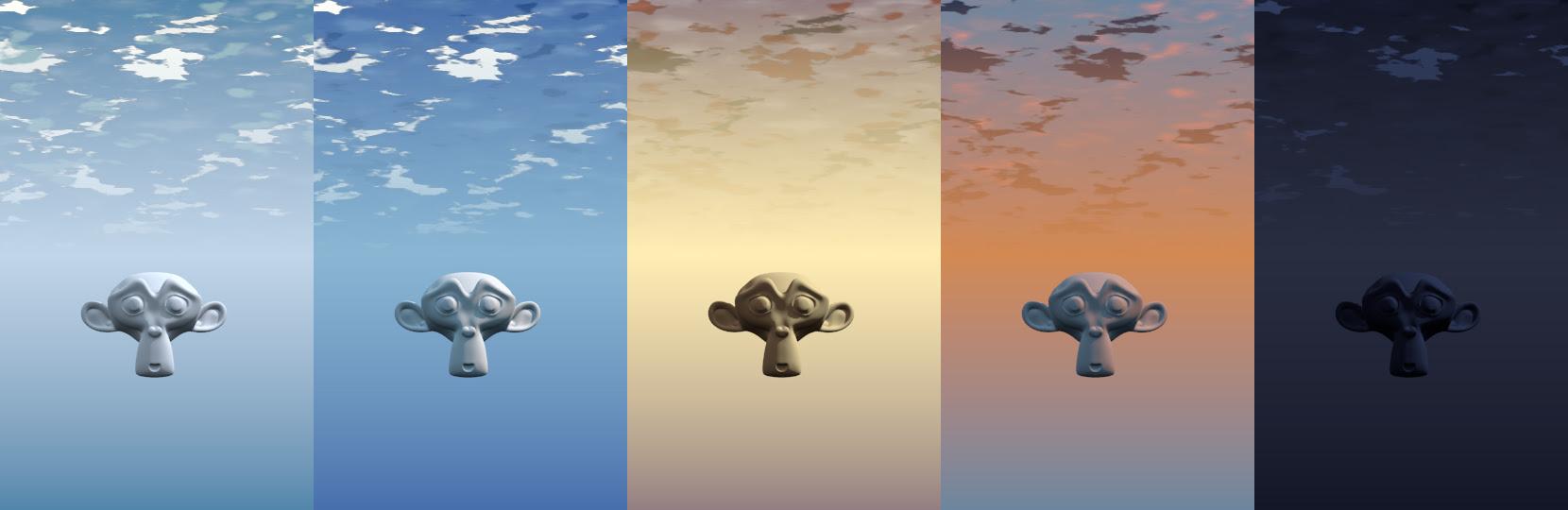 blender procedural cloud
